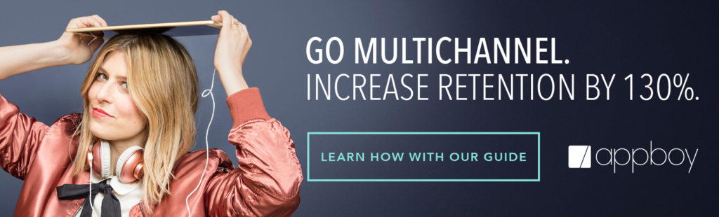 Multichannel Guide Ad