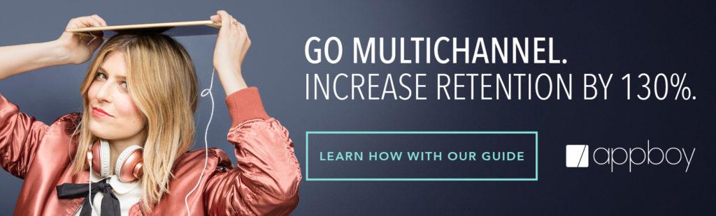 Multichannel Guide Ad
