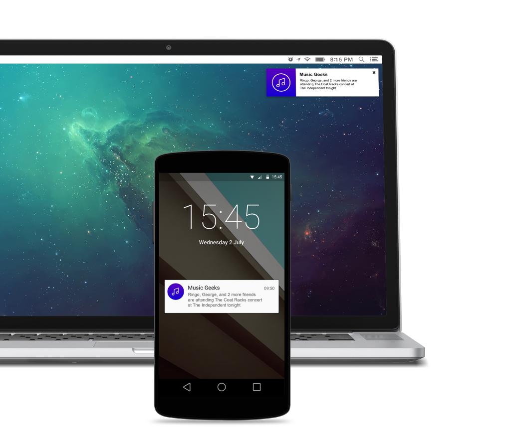 Appboy web push notifications social activity campaigns