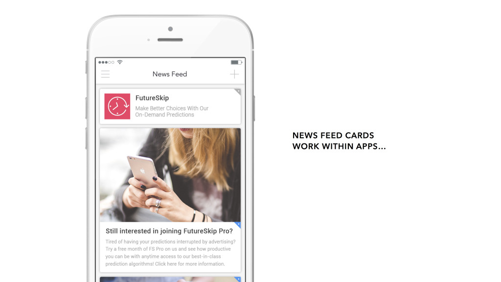 A mobile News Feed