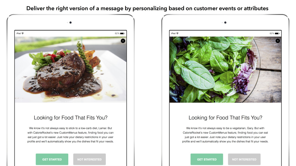 Personalized message variants