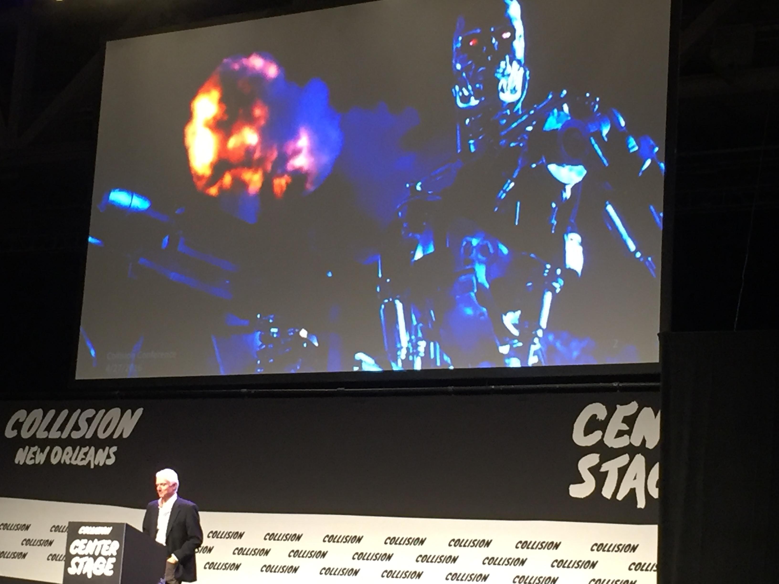 Stanford University's Jerry Kaplan talks AI