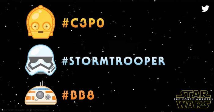 Custom Star Wars Emojis