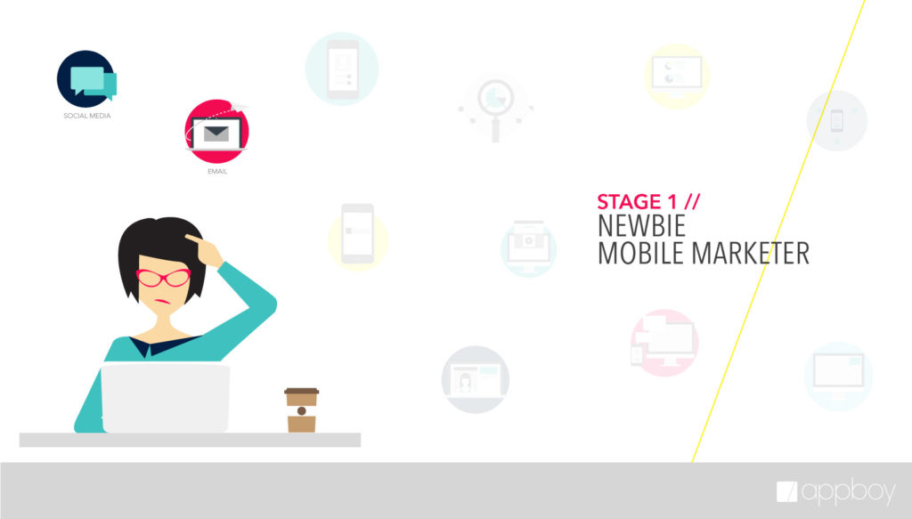 Mobile Marketing Stage One