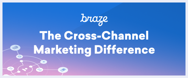 The Cross-Channel Marketing Difference
